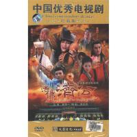 新华书店正版  大型古装神话电视剧-活佛济公  六碟装珍藏版DVD