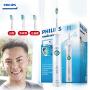飞利浦(PHILIPS)电动牙刷HX6730/02成人充电式声波震动牙刷雾白