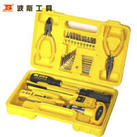 波斯工具 26件礼品组合套装 螺丝批 棘轮旋具 电笔 BS-J926