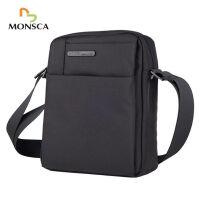摩斯卡 男士包防水牛津布运动休闲款大容量多功能单肩背包斜挎包旅行包