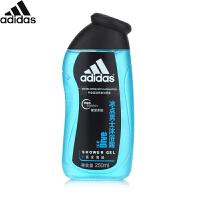 阿迪达斯 Adidas冰点男士沐浴露250ML