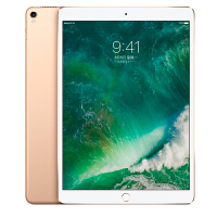 【当当自营】Apple iPad Pro 平板电脑 10.5 英寸(256G WLAN版/A10X芯片/Retina显示屏/Multi-Touch技术)金色 MPF12CH/A