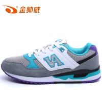 金帅威 女鞋新款休闲运动鞋跑步鞋特价学生慢跑鞋旅游鞋子
