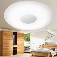 飞利浦(PHILIPS) LED吸顶灯 恒宜 60W 调色温 客厅灯 书房卧室灯