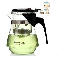 耐热玻璃茶具泡茶壶 功夫过滤茶具杯子KC201