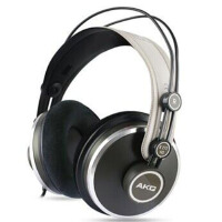 爱科技(AKG) K272HD 头戴式耳机 录音师参考  监听耳机 高保真 立体声 低阻直推手机耳机