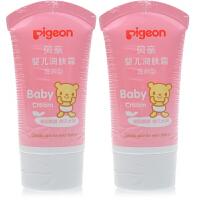 贝亲婴儿润肤霜(滋润型)35g*2支 IA16升级版IA104