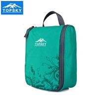 topsky 户外多功能洗漱包化妆包5L 出差旅行包旅游用品洗漱包 T33302