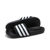 adidas阿迪达斯男鞋拖鞋2016新款游泳运动鞋AQ4935