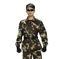 2015户外休闲简约冬季作训服舒适男士军迷装备户外运动军训教官服