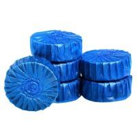 蓝泡泡洁厕灵 马桶自动清洁剂 除污除臭 洁厕宝  50枚
