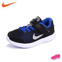Nike/耐克童鞋NIKE FLEX 2016 RN GTV男女童休闲鞋小童运动鞋魔术贴834280 005