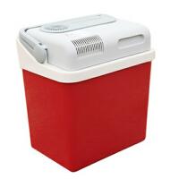 【支持礼品卡】美固(MOBICOOL)P24 21L车载冰箱 车载冷暖箱 恒温箱 小冰箱 红色