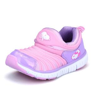 史努比童鞋毛毛虫童鞋儿童运动鞋男童鞋女童鞋毛毛虫鞋