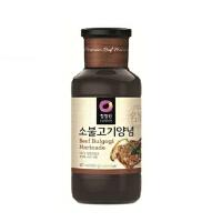[当当自营] 韩国进口 清净园 牛肉烤肉酱 280g