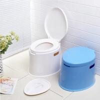 加厚移动马桶坐便器老人马桶孕妇便桶全新塑料儿童马桶