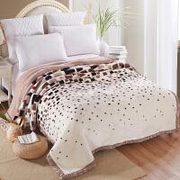 【包邮】伊迪梦家纺 超柔保暖拉舍尔毛毯 双层加厚加大盖毯 春秋冬季毯子 单人双人床绒毯BD801