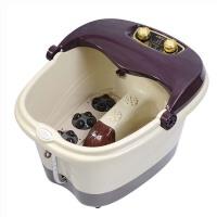 足浴器360D旋转按摩电动足浴盆全自动加热足浴器洗脚盆足浴盆按摩器按摩电动泡脚
