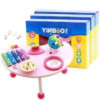 【领券立减50元】米米智玩 5音阶多功能敲琴组合益智玩具儿童玩具男女宝宝生日礼物1-3岁六一节玩具礼物活动专属