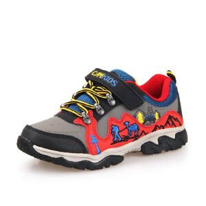 camkids小骆驼 男童鞋 儿童运动鞋 中童登山鞋耐磨新款565439
