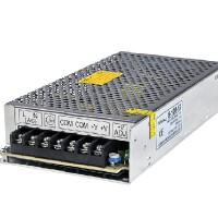 伊莱科 开关电源 S-100-12 单路输出 安防监控电源 LED电源100W