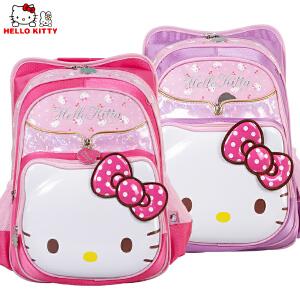 HELLO KITTY 儿童小学生书包可爱KT猫女童减负双肩包SK91007