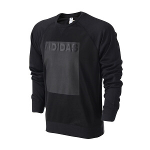 adidas阿迪达斯男装卫衣2016新款套头衫运动服AY3714