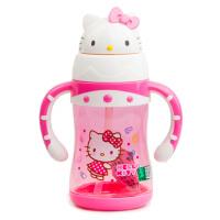 Hello Kitty萌趣双柄学饮杯300ml