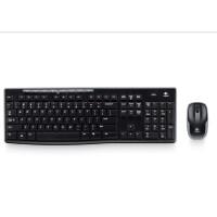 包邮Logitech/罗技 MK260无线键鼠套装 无线多媒体键盘鼠标套装
